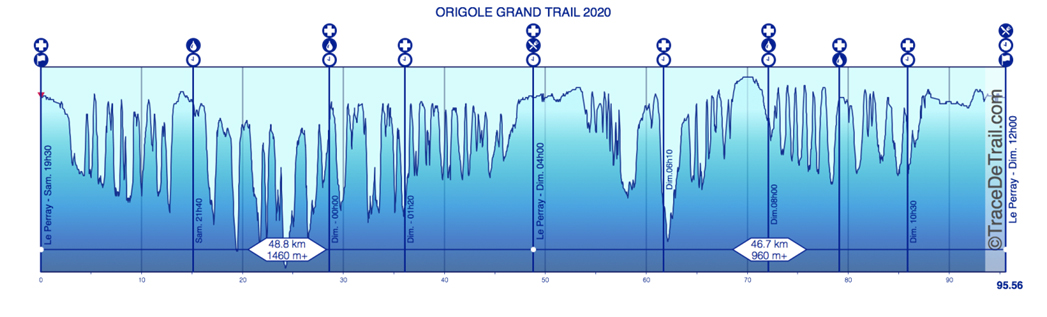 Origole® Grand trail